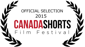 Canada Shorts official selection laurel - black